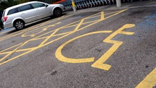 Blue badge scheme to be extended for 'hidden disabilities'
