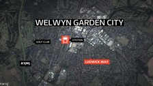 Police: 'Serious altercation' sparked Welwyn murder