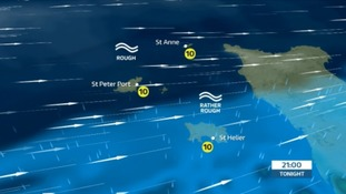 Cloudy with rain, drizzle and fog patches at times