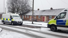 Man arrested after girl, 8, stabbed to death