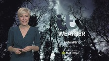 Wales Weather: Wet with some snow