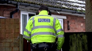 Police were called to the scene of the incident in Brownhills