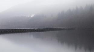 Taken at Ladybower Reservoir, Bamford in Derbyshire on Saturday 20 January 2018