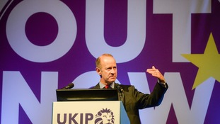 If Mr Bolton is forced out, Ukip will have lost its fourth leader in 18 months