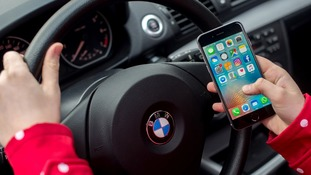 Police will be targeting drivers using their mobile phones behind the wheel.