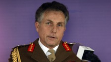 Army chief warns of growing threat from Russia