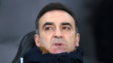 Swansea boss Carvalhal in 'David and Goliath' battle