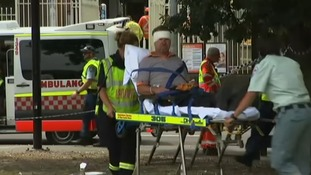 16 injured in Sydney as train crashes into buffers