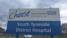 Births resume at South Tyneside District Hospital