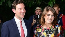 Princess Eugenie and Jack Brooksbank to marry in Windsor
