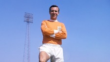Former England and Blackpool footballer Jimmy Armfield dies