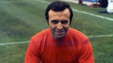 Jimmy Armfield: Football world mourns Blackpool great