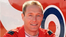 Defence of Flight Lieutenant Sean Cunningham, a Red Arrows pilot who died at RAF Scampton, Lincolnshire, in 2011