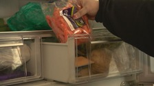 Pre-packaged food a 'Godsend' for some disabled people
