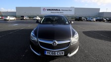 No desire to close Vauxhall plants in the UK company boss tells Unite