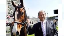 Jockey Bob Champion loses 'lifetime' of photos in fire