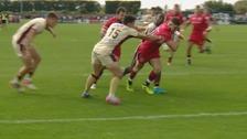 Reds v Doncaster