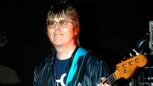 Andy Rourke says he's thrilled and excited about the gig.