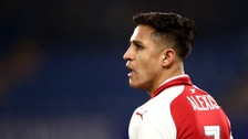 Manchester United complete transfer of Alexis Sanchez from Arsenal
