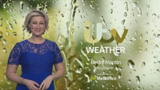 Milder air spreading in across the UK