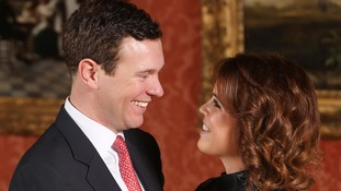 Princess Eugenie and Jack Brooksbank will marry this autumn.