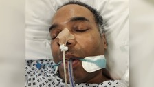Photo released in bid to identify man in coma