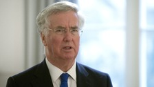Fallon calls for £1 billion to 'fire up defence budget'