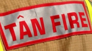More than 20 firefighters tackle blaze in Cynon Valley