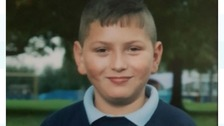 Ten-year-old boy dies after road accident