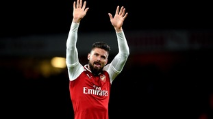 Rumours: Arsenal's Giroud to Dortmund in swap deal for Aubemayang
