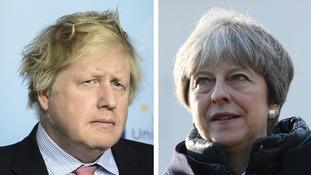 Is Boris Johnson preparing to quit?
