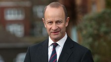 Ukip leader Henry Bolton refuses to resign despite pressure