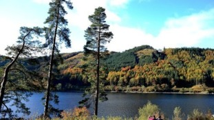 Could Thirlmere be set for a zip wire?