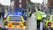 Police evacuate high street after 'device' found in Kent