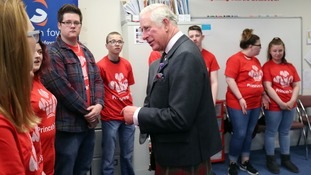 The Prince of Wales has worked tirelessly on the Prince's Trust.