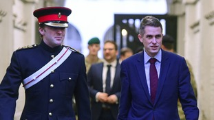 Gavin Williamson may have secured extra Defence spending.