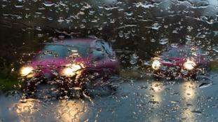 Weather: Latest update with Jon Mitchell