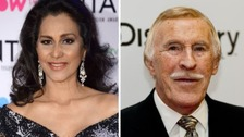 Bruce Forsyth remembered at NTAs with gong in his memory