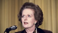 Plans for Thatcher statue in Parliament Square rejected
