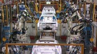 Jaguar Land Rover is cutting back production at its Castle Bromwich plant.