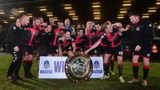 Crues cruised to victory at The Showgrounds.