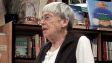 Science fiction and fantasy writer Ursula K Le Guin dies