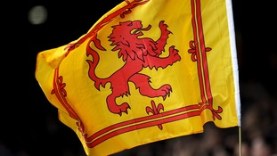 The Lion Rampant flag has been flown from government buildings instead of the Union flag for royal birthdays and anniversaries since 2010.