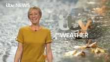 Wales Weather: Wet and windy but better later!