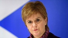 Sturgeon denies policy change on flying Union Flag