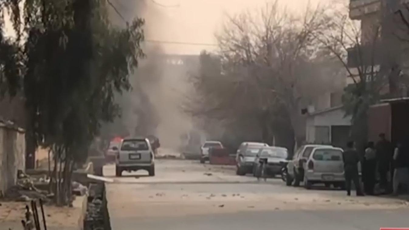Gunmen attack save the children office in afghanistan itv news - Save the children press office ...