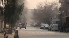 Gunmen attack Save the Children office in Afghanistan