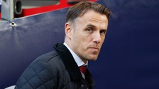 Phil Neville: New England women's manager sorry for sexist tweets