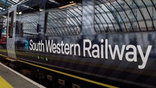 Fire halts trains from Havant and Haslemere