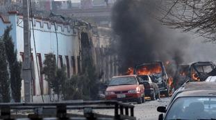 Gunmen attack Save the Children office in Afghanistan